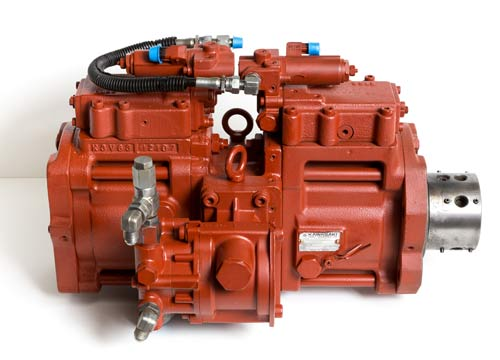 Hydraulic pumps, motors and power packs | The Direct Group