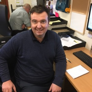 We would like to introduce our latest member to join the team at DPL - James Bentley